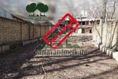 بنا کلنگی در دماوند برای فروش با مشخصات: 530 متر مساحت کل زمین سند شش دانگ 120 متر بنای کلنگی درخت کنار رودخانه انشعابات قیمت: 636 میلیون تومان