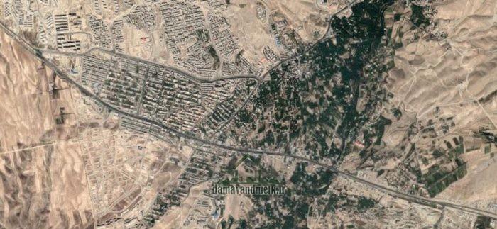 اسامی کامل روستاها و دهستان و مناطق حومه شهرستان دماوند