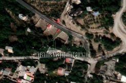 باغچه در دماوند با بنا و درخت های قدیمی برای فروش به علت مهاجرت