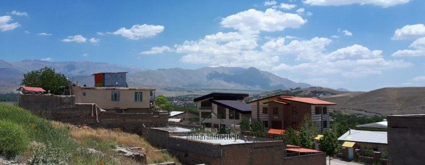 بنیاد مسکن حصار در شهرستان دماوند